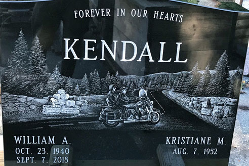 personalized monuments